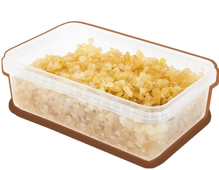 Cubetti di limone canditi 1kg