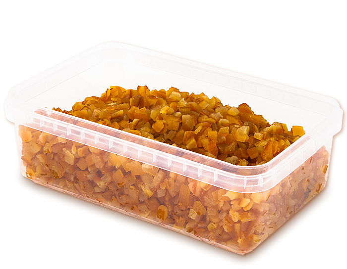 Cubetti di arancia candita 1kg