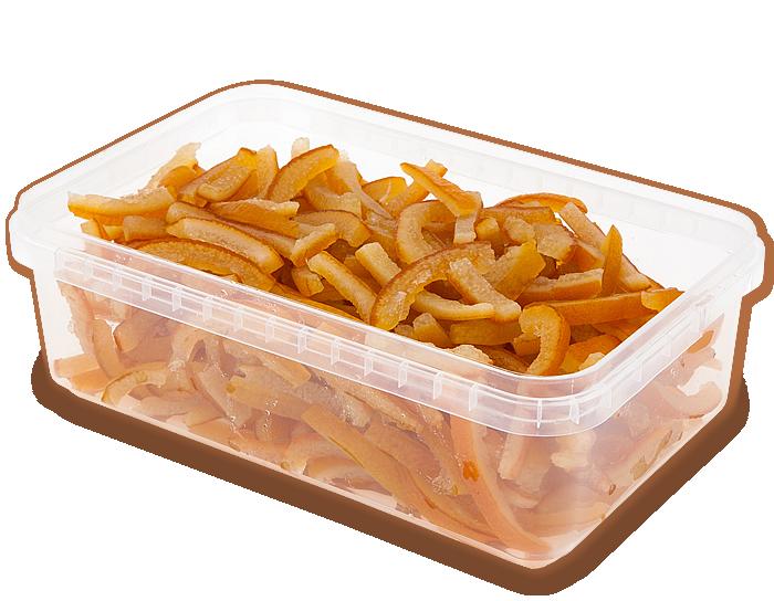 Filetti di arancia candita 1kg