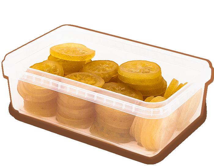 Limoni a fette candite 1kg