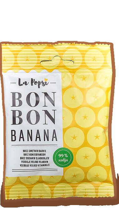 Lapopsi bonbon banana 30g