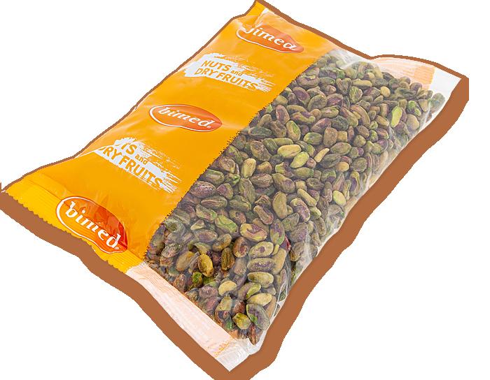 Shelled pistachio`s 1kg