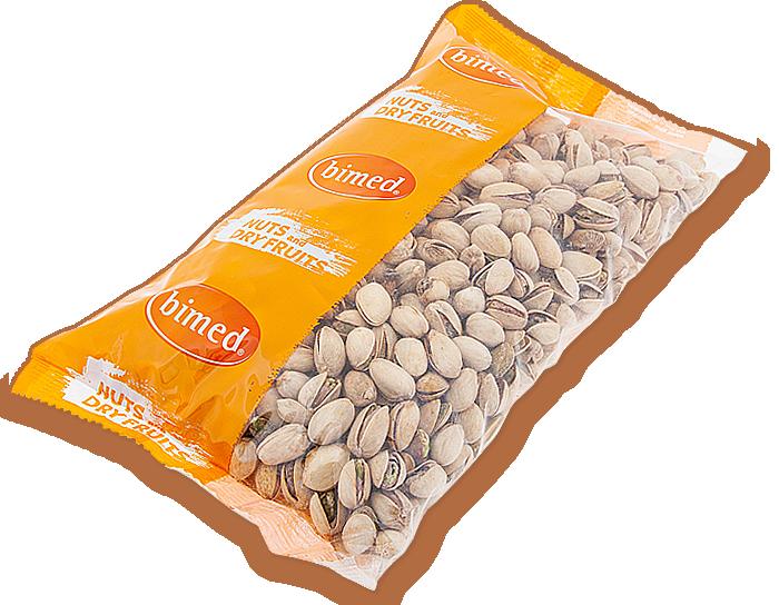 Pražene in soljene pistacije v lupini 1kg | Bimed