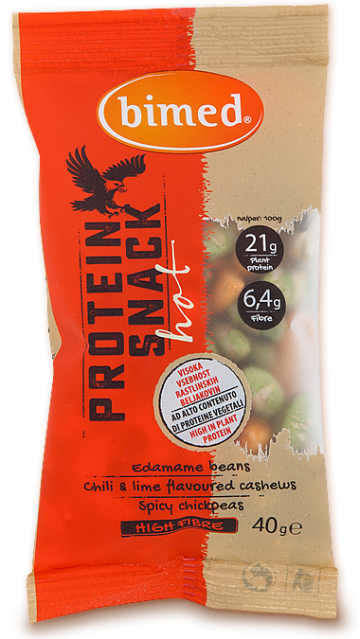 PROTEIN SNACK HOT 40g