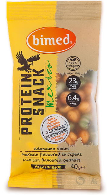 PROTEIN SNACK MEXICO 40g